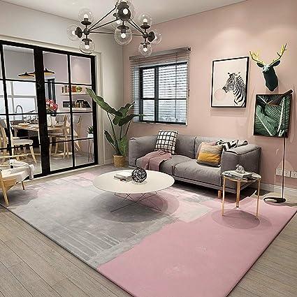 Amazon.com: SHATONG-Carpet Nordic Modern Minimalist Living Room ...
