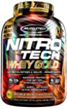 Muscletech Nitrotech Whey Gold Performance Series - 5.53lbs (Chocolate)