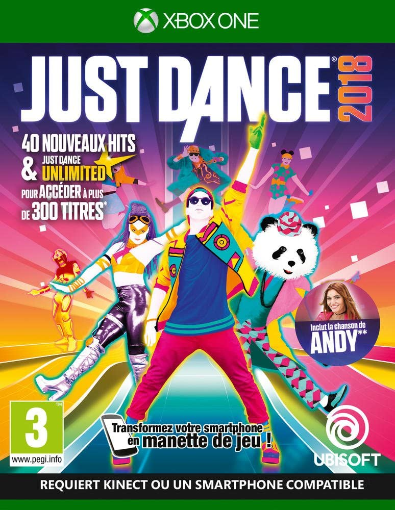 Just Dance 2018 - Xbox One [Importación francesa]: Amazon.es ...