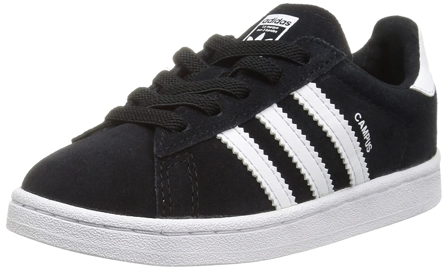 half off 70f2b 865ab Amazon.com  adidas Originals Kids Campus EL I Sneaker  Sneak