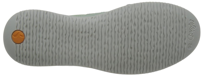Softinos Damen Tai383sof Grün Washed Slingback Sandalen Grün Tai383sof (Pastel Grün) 666b20
