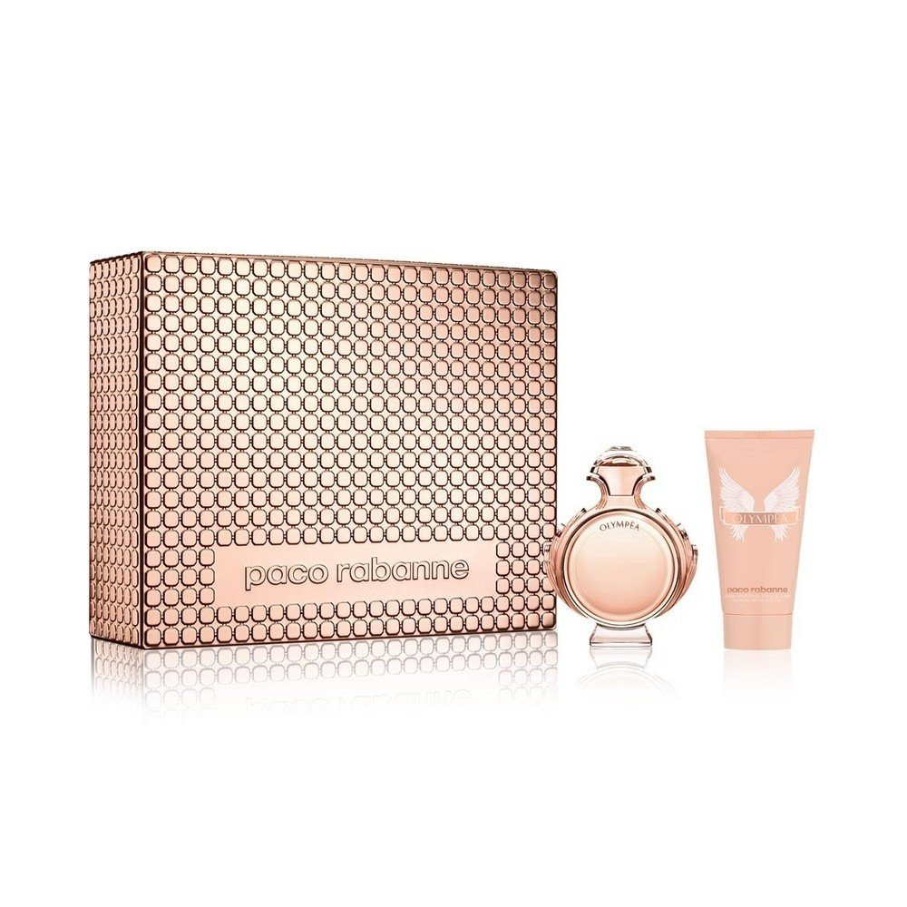 Paco Rabanne Set Olympea Edp - Eau de Parfum 50ml + lozione per il corpo 75ml PAC00106