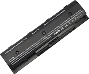 Futurebatt New 10.8V 49Wh Replacement Laptop Battery for HP PI06 PI09 710416-001 710417-001 Pavilion 14-E000 15 15-E000 15t-e000 17-E000 Envy 14 15 15T 17 M7 Touchsmart 17-J000 Notebook