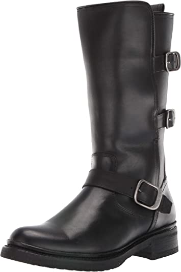 Veronica Shearling Mid Snow Boot