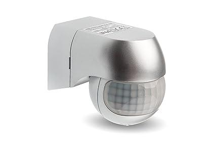Huber Motion 3 slim, sensor de movimiento 180°, Horizontal y vertical, de