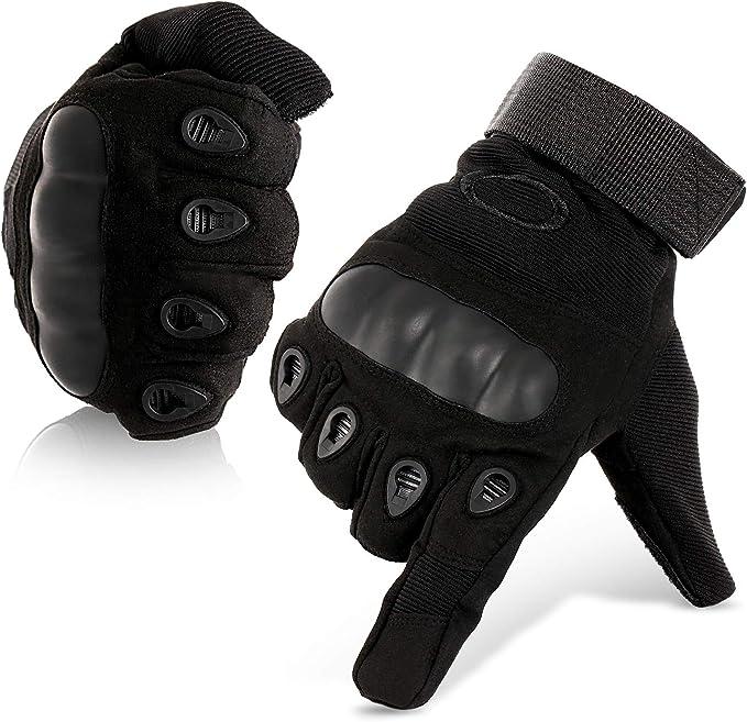 LOSENKA Skateboard Gloves with 2 Set Slider Puck Set