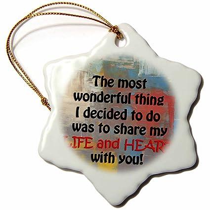 Amazoncom 3drose Rinapiro Love Quotes The Most Wonderful Thing