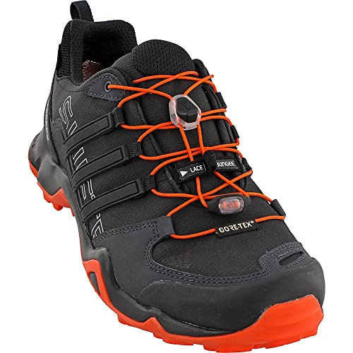 e403d03092ddd Adidas Terrex Swift R GTX Shoe Men s Hiking 13 Black-Black-Energy ...