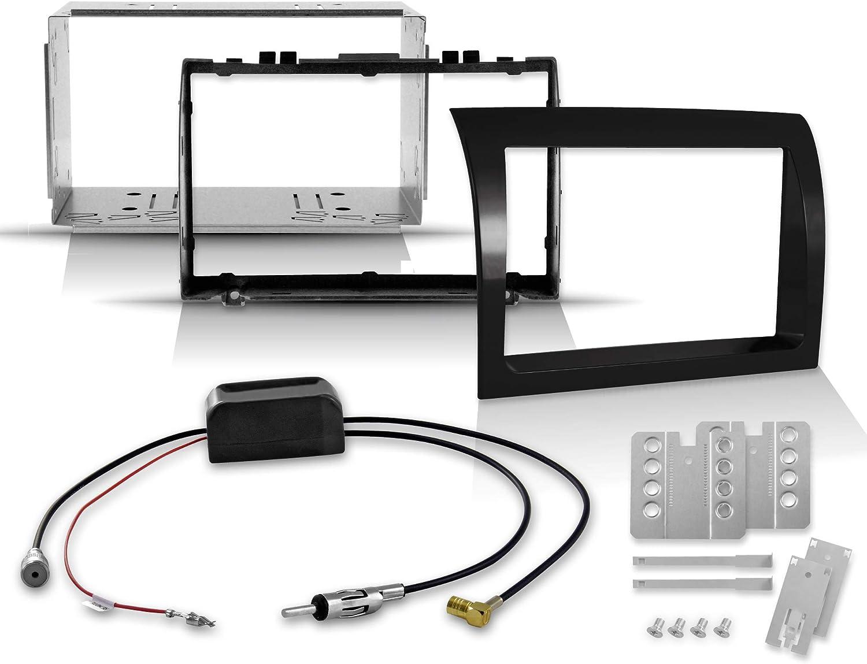 2 Din Double Din Installation Kit For Ducato Jumper Elektronik