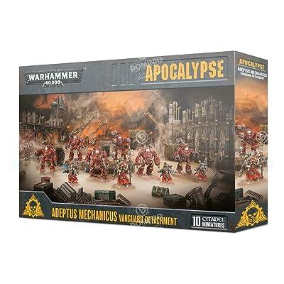 Warhammer 40K: Adeptus Mechanics Vanguard Detachment: Toys & Games
