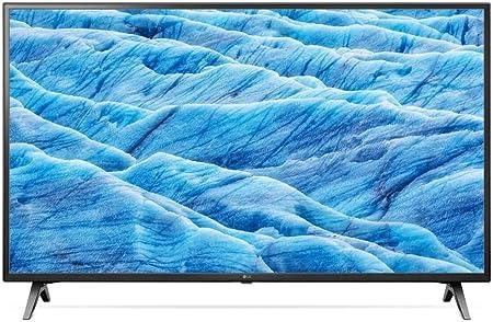 LG 55UM7100PLB - Televisor 55 LCD LED UHD 4K HDR Smart TV WEBOS 4.5 WIFI BT HDMI USB Grabador y Reproductor Multimedia