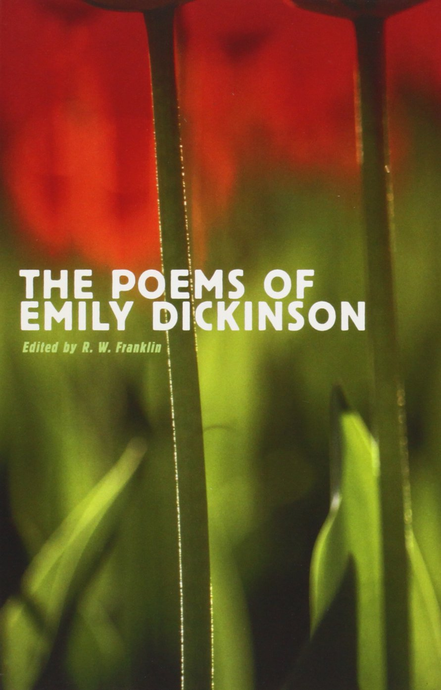 The Poems Of Emily Dickinson Reading Edition Emily
