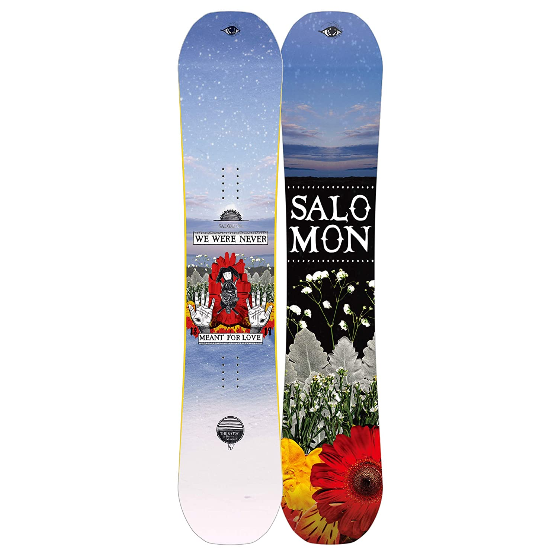 Salomon Damen Freestyle Snowboard Gypsy Classicks by Desiree
