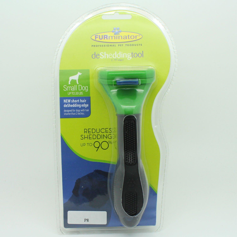 Furminator 501042 Short Hair DeShed Tool-Small Dogs