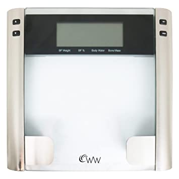 New Weight Watcher Scale Reset