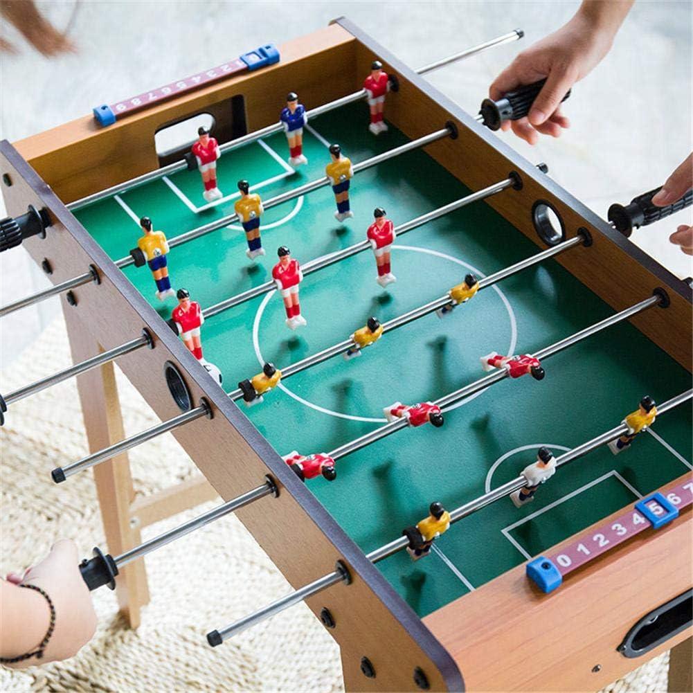 Mesa De Fútbol, Mini Juegos De Mesa De Futbolín Y Accesorios Arcade para Salas De Juegos, Arcadas, Bares, Noche Familiar, para Adultos, Niños, Szseven: Amazon.es: Hogar