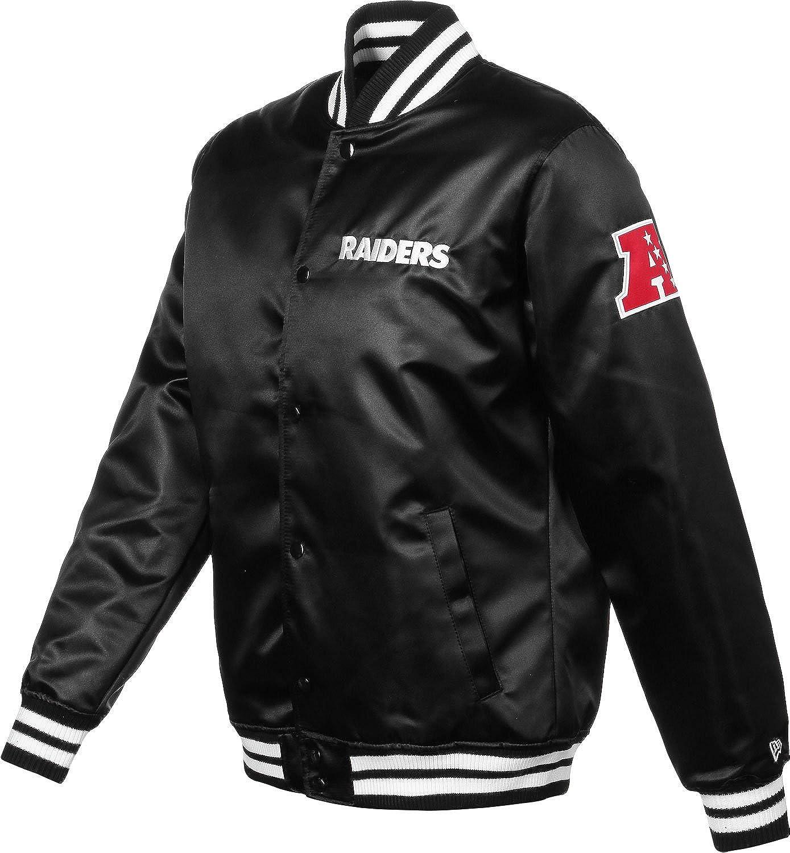 New Era Oakland Raiders NFL F O R Sateen Bomber College ...