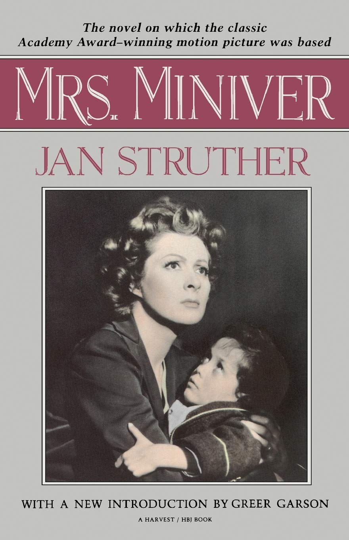 Mrs Miniver Struther Jan 9780156631402 Amazon Com Books