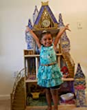 I purchased this castle for my daughter's 4th birthday. ...