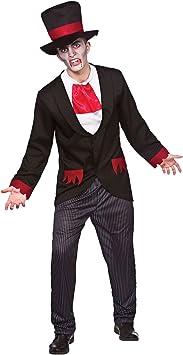 Disfraz de Halloween para hombre del Victorian del vampiro adulto ...
