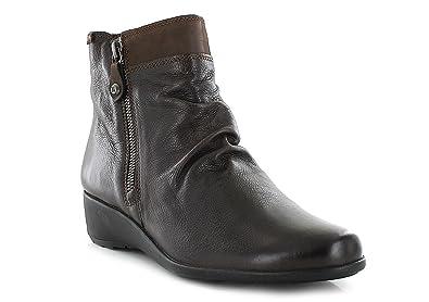 2bdd8ed1023 MEPHISTO SANTINA - Bottines   Boots - Marron f - Femme - T. 37.5