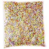 Outflower - Gránulos de colores, espuma