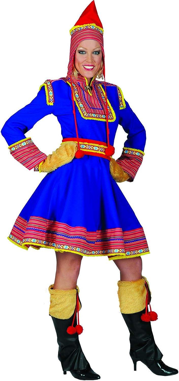 Disfraz de rusa azul mujer - M: Amazon.es: Juguetes y juegos