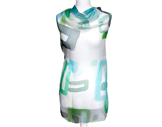 55b33ace3c82 Amazon.com  Silk shawl for summer