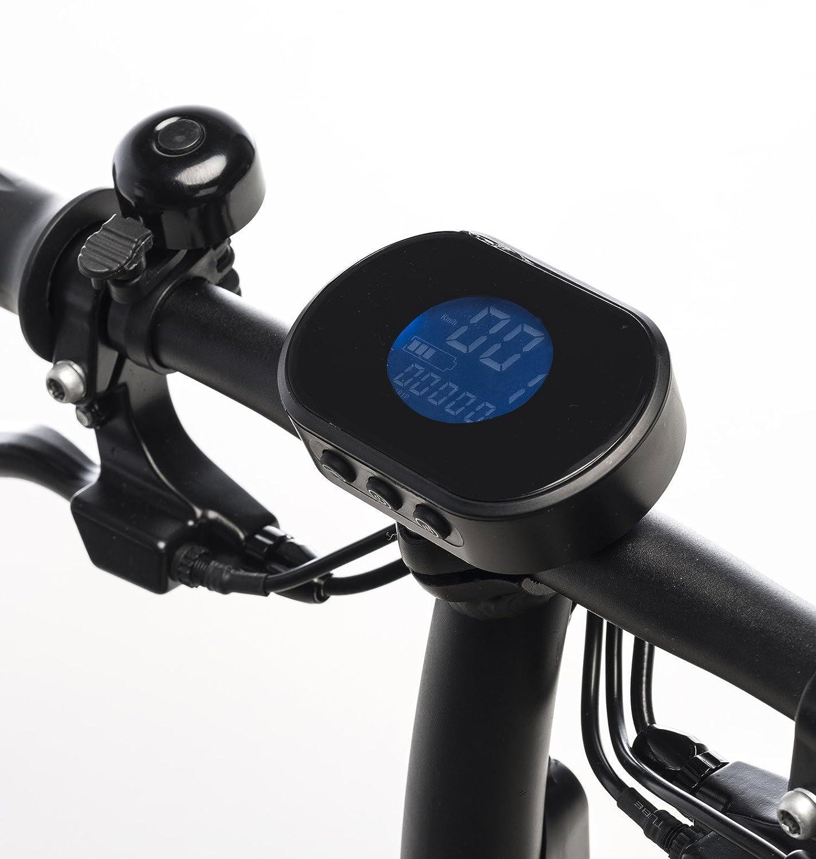 Bicicleta eléctrica sin pedales e-bike - ciclomotor B0: Amazon.es: Deportes y aire libre