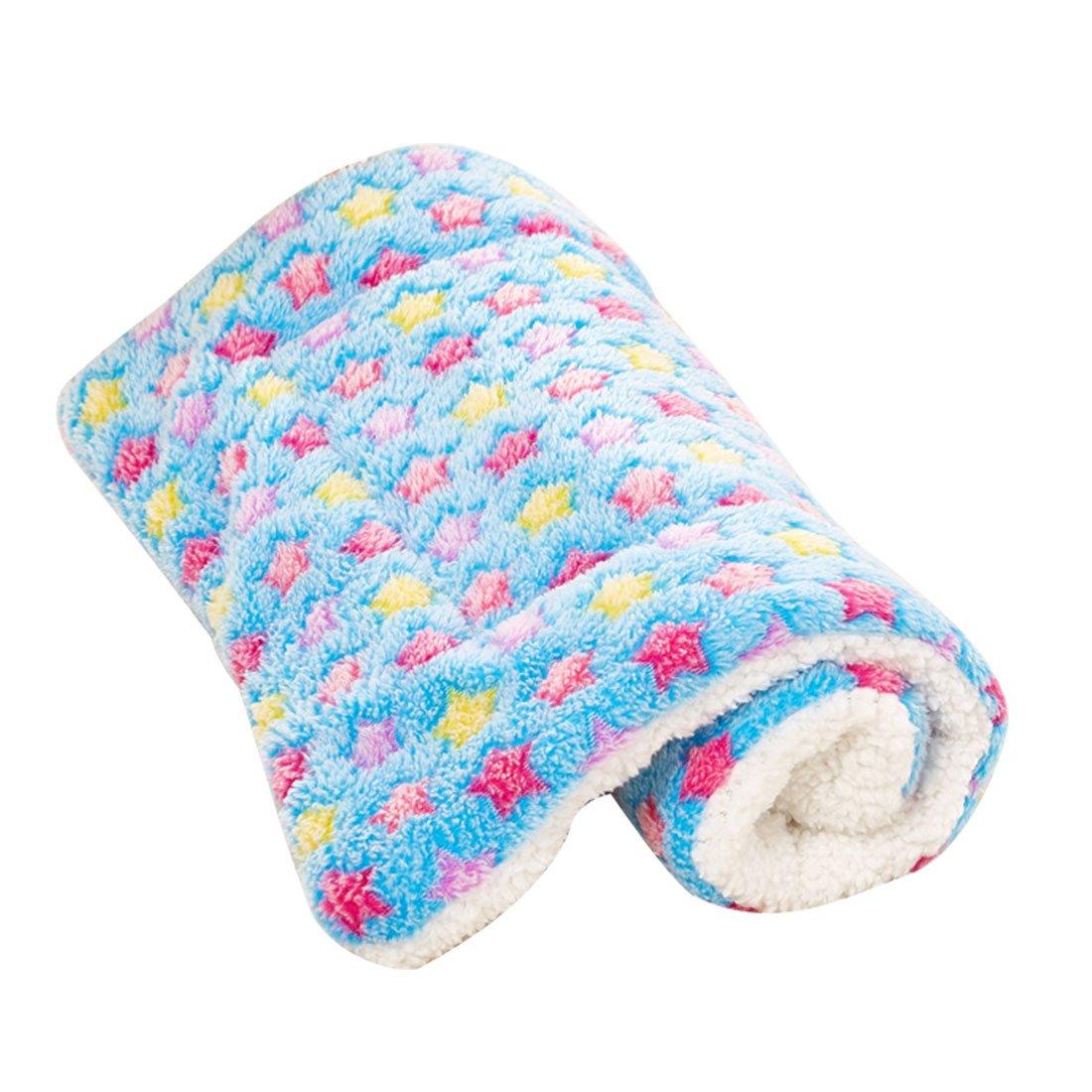 Couverture respirante pour animal domestique - Pour chien et chat - Tapis doux et chaud Luwu-Store