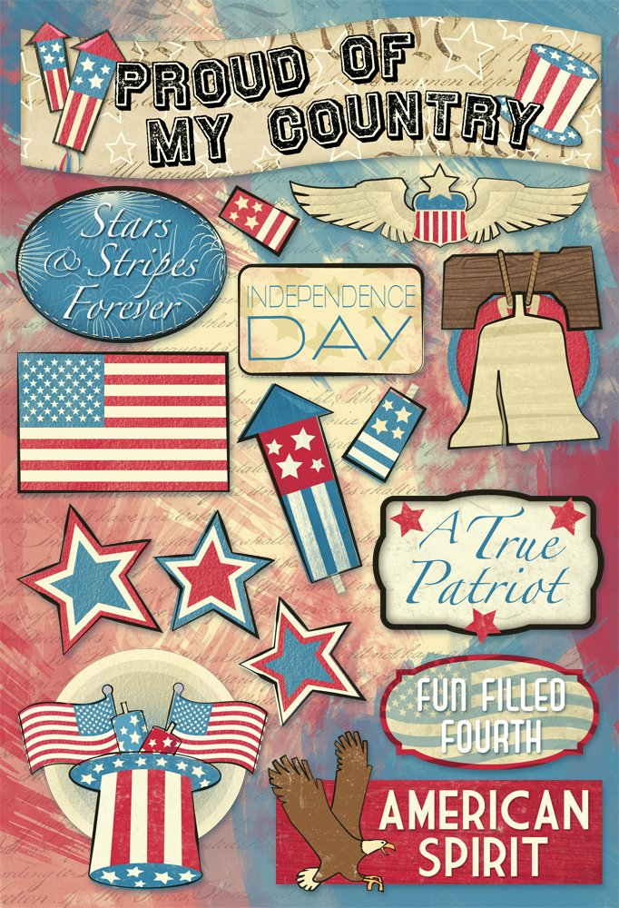 Karen Foster Design Acid and Lignin Free Scrapbooking Sticker Sheet Sisters Forever