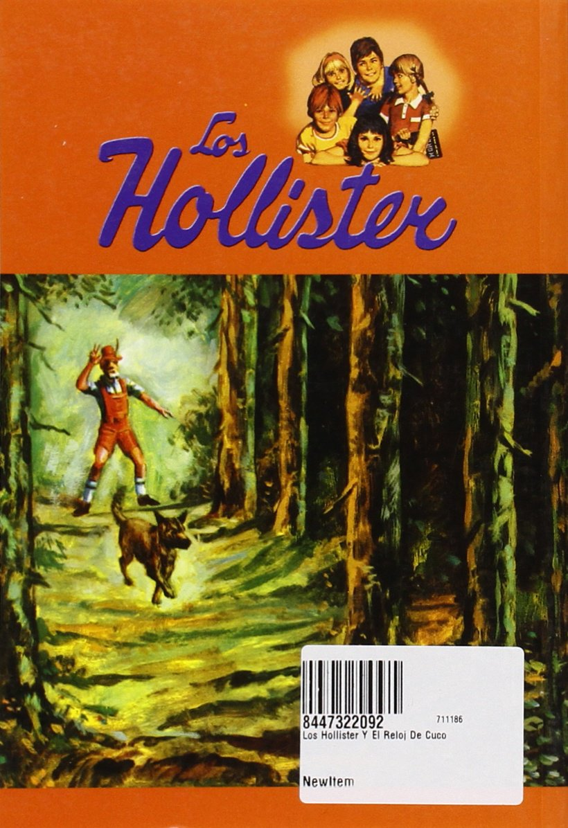 Los Hollister y el Reloj de Cuco: Jerry West: 9788447322091: Amazon.com: Books