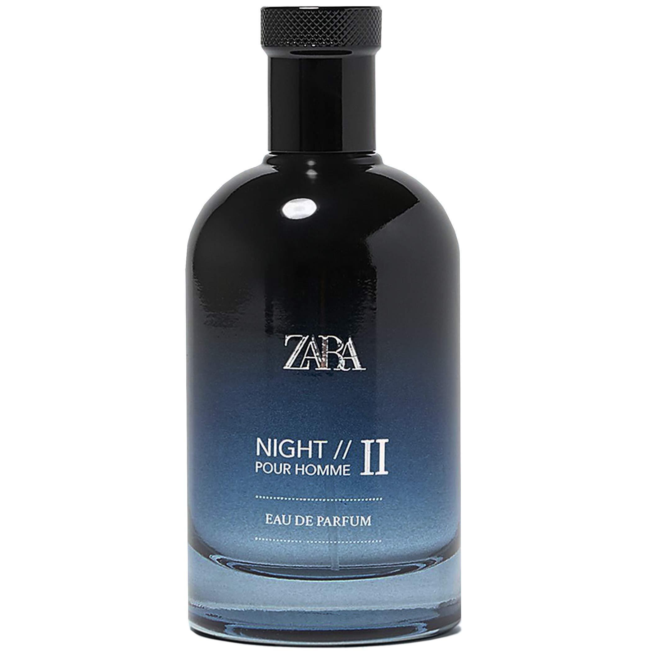 Zara Night // Pour Homme II 3.4 FL.OZ