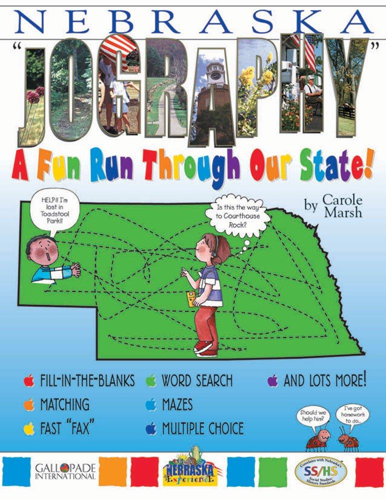 "Nebraska ""Jography"": A Fun Run Through Our State! (Nebraska Experience) PDF"