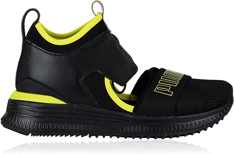Puma Fenty Avid Wns Hohe Sneaker Schwarz Pum Damen Schuhe
