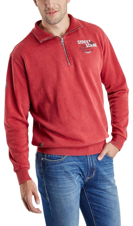 Pioneer Herren Sweatshirt Troyer