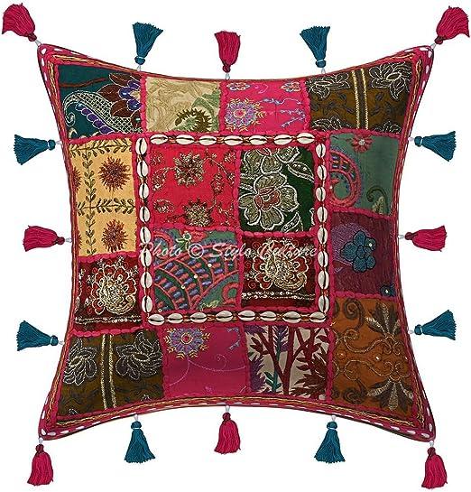 Stylo algodón Decorativo de algodón Cubierta de remiendos Kodi ...