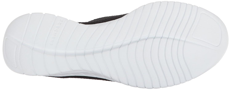 Skechers Damen Wave-Lite-Pretty Philosophy Sneaker (schwarz/Weiß) Schwarz (schwarz/Weiß) Sneaker 761289