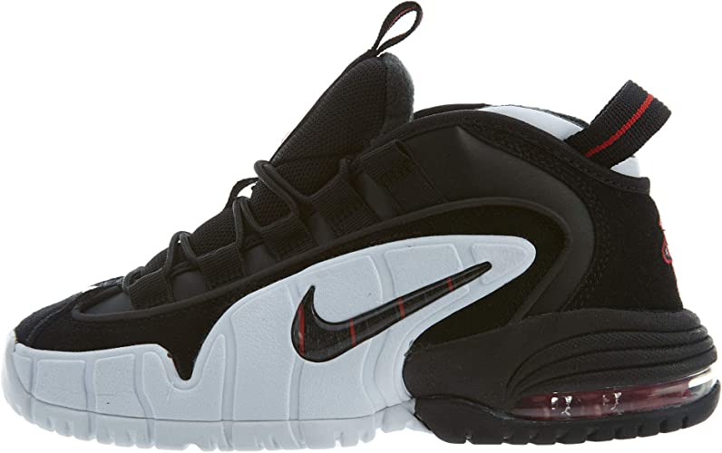| Nike Air Max Penny LE Big Kids' Shoes Black