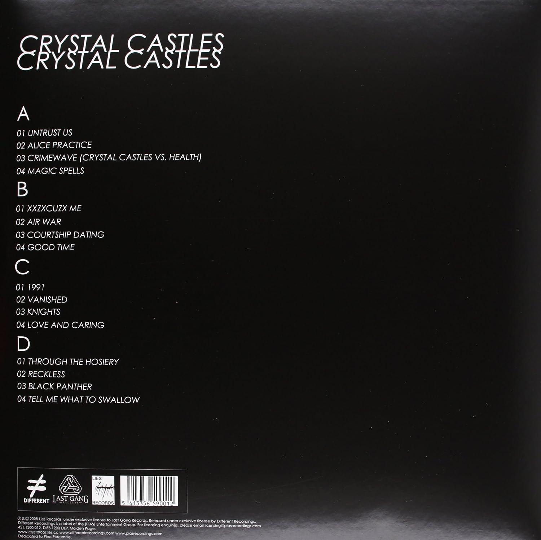Crystal castles courtship dating instrumental love