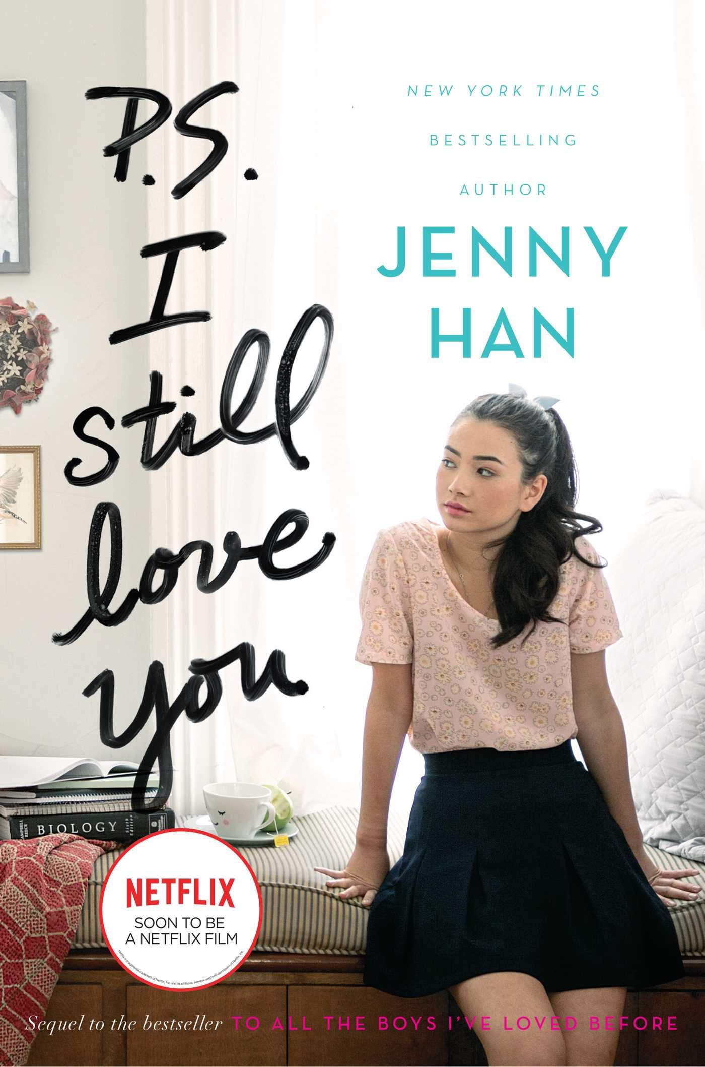 P.S. I Still Love You (Volume 2): Han, Jenny: 9781442426733: Books ...
