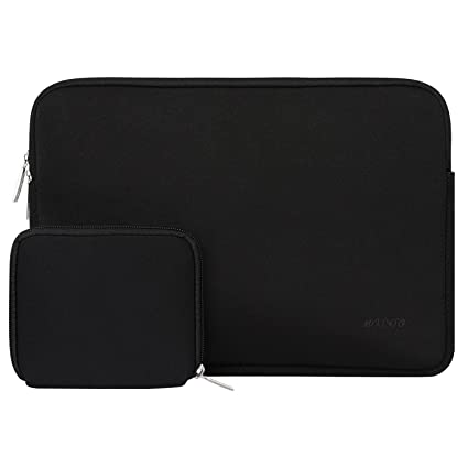 MOSISO Funda Protectora Compatible con 13-13.3 Pulgadas MacBook Air/MacBook Pro Retina/2018 Surface Laptop 2/Surface Book 2/1, Bolsa Blanda de ...