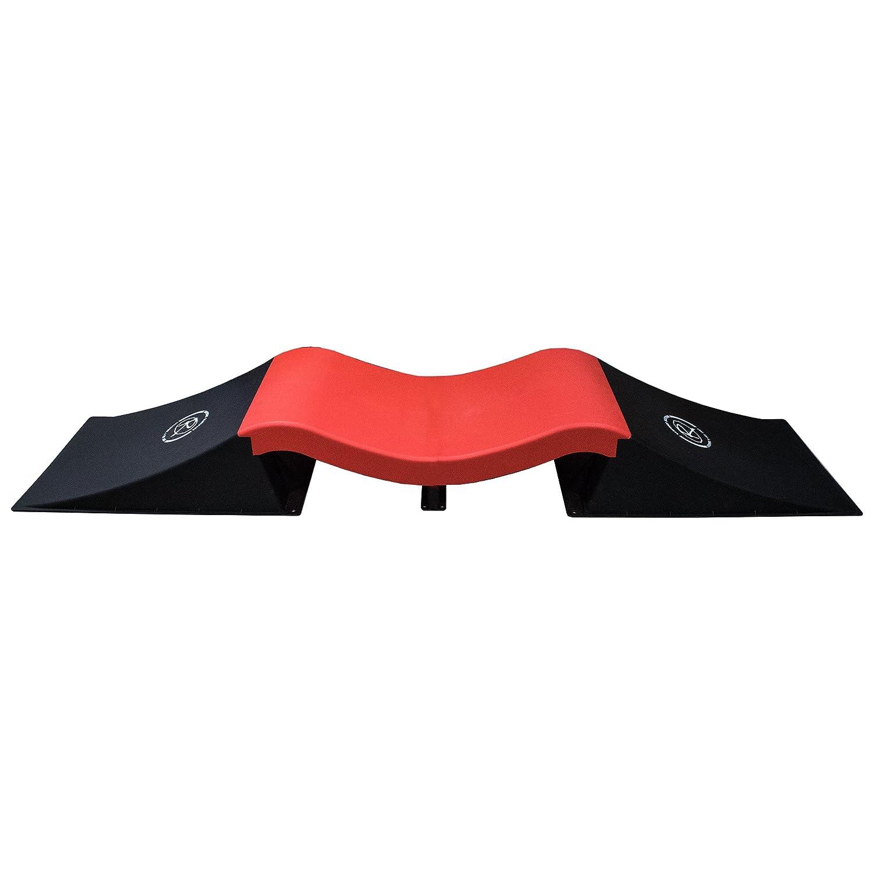 Rampworx Skatepark Double Wave - Rampa para patinaje BMX y ...
