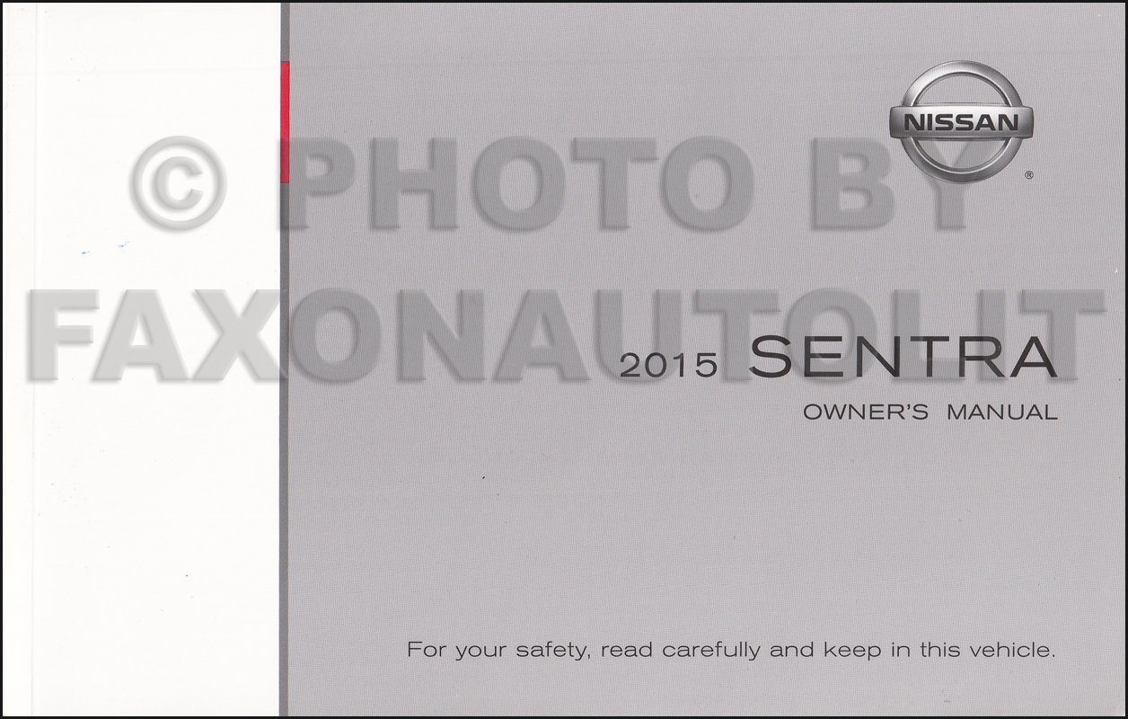 Nissan Sentra Owners Manual: Child safety