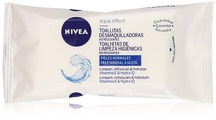 Nivea - Toallitas Desmaquilladoras Refrescantes