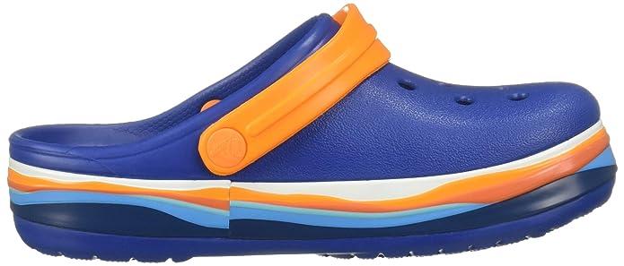 Zapatos para Agua Unisex Ni/ños Crocs CB Camo Reflect Band Clog K