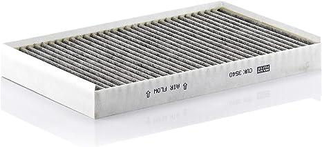Original MANN-FILTER C 4265 Luftfilter f/ür PKW