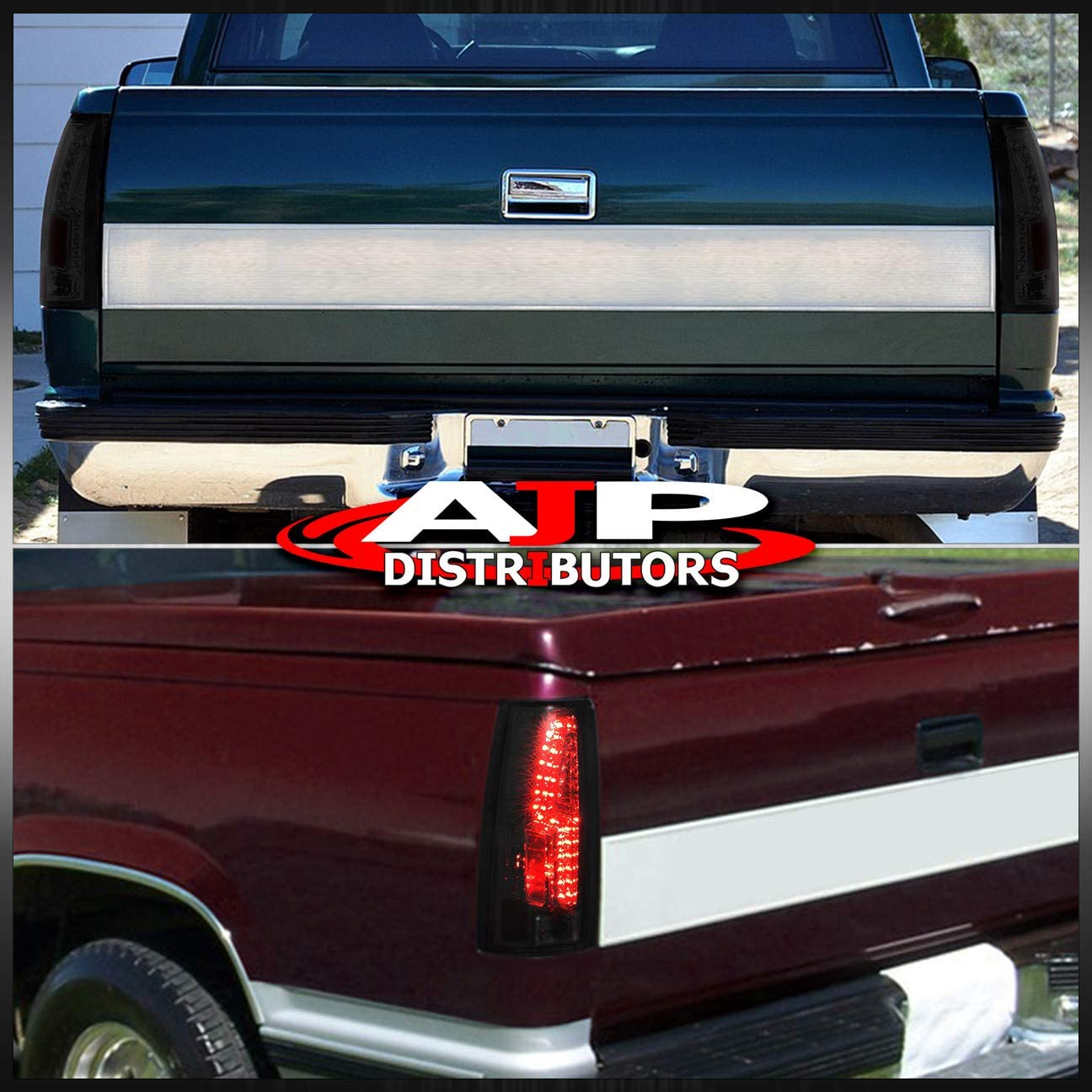 LED Replacement Tail Lights For Chevy C10 C/K 1500 2500 3500 ...