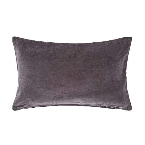 Homescapes - Funda de cojín para sofá (con Cremallera ...