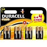 Duracell Plus MN1500
